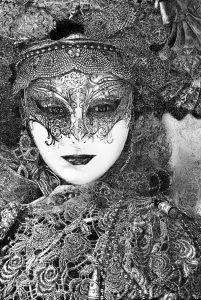 """""""Carnaval Veneciano"""" del Dibujanbte Canario Fragardel"""